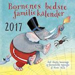 Børnenes bedste familiekalender 2017