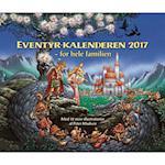 Eventyrkalenderen 2017 - for hele familien