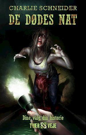 Bog, paperback De Dødes Nat af Charlie Schneider