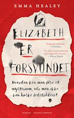 Elizabeth er forsvundet PB