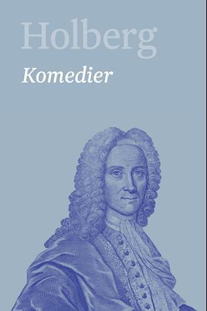 Bog, indbundet Komedier 1