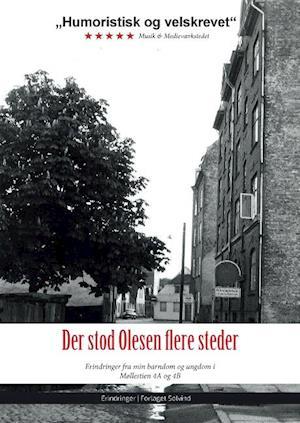 Der stod Olesen flere steder af Ole Olesen
