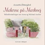 Malerne på Markvej