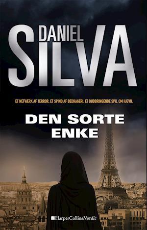 Bog, indbundet Den sorte enke af Daniel Silva