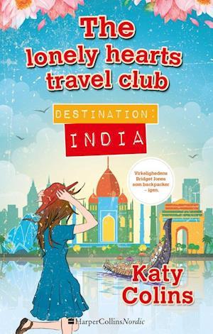 Bog, hæftet Destination Indien af Katy Colins