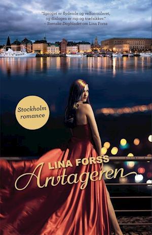 Bog, indbundet Arvetageren af Lina Foss