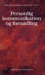Personlig kommunikation og formidling af Helle Alrø, Marianne Kristensen (red.)