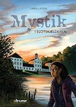 Mystik i slotskælderen (Malene Kedde og de andre, nr. 1)