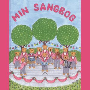 Lydbog, CD Min sangbog - Cd af Inge Marstal