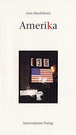 Amerika af Jean Baudrillard