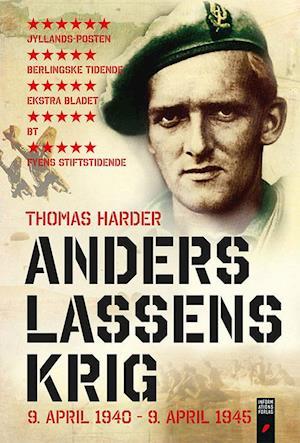 Anders Lassens krig af Thomas Harder
