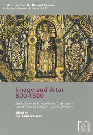 Ukendt format Image and Altar 800-1300