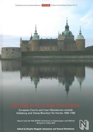 Bog, indbundet Beyond Scylla and Charybdis af Birgitte Bøggild Johannsen, Konrad Ottenheym