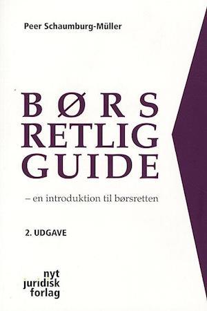 Børsretlig guide af Peer Schaumburg-Müller