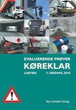 Køreklar - evaluerende prøver - kategori C - lastbil