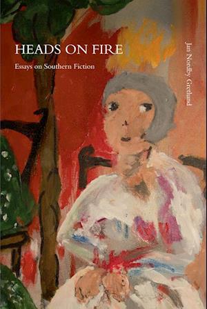 Bog, hæftet Heads on Fire af Jan Nordby Gretlund