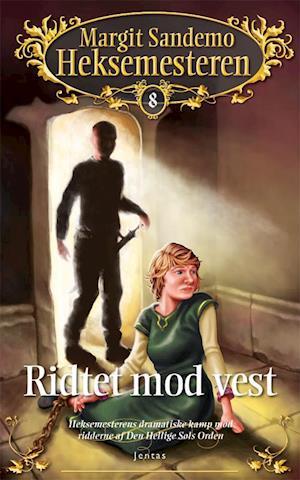 Ridtet mod vest af Margit Sandemo