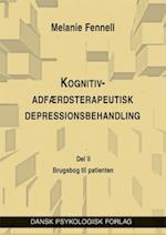 Kognitiv-adfærdsterapeutisk depressionsbehandling En brugsbog til patienten