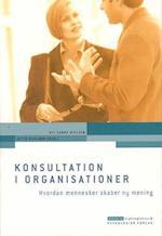 Konsultation i organisationer (Erhvervspsykologiserien)