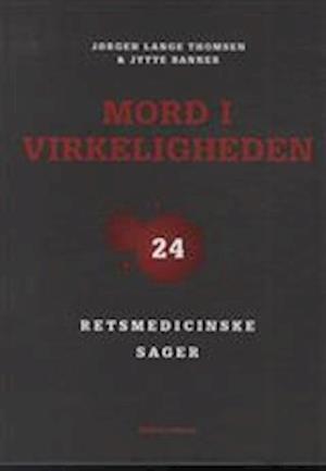 Bog, hardback Mord i virkeligheden af Jørgen Lange Thomsen