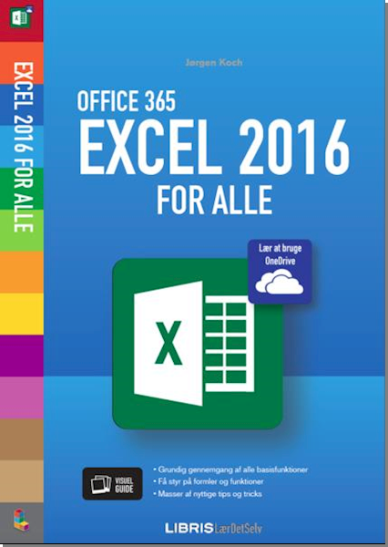 Excel 2016 for alle