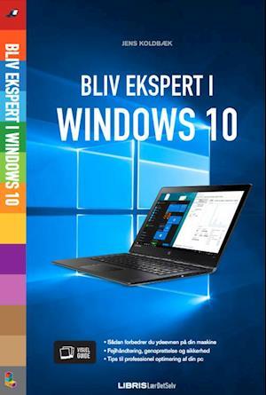 Bliv ekspert i Windows 10 af Jens Koldbæk