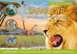 3D bog om safaridyr af Barbara Taylor