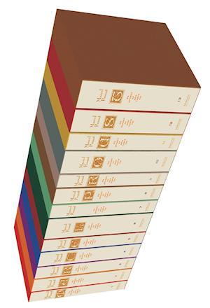 På sporet af den tabte tid (alle 13 bind) af Marcel Proust