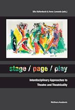 Stage page play
