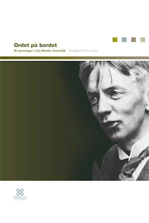 Ordet på bordet af Per Theil, Per Lykke, Finn Stein Larsen