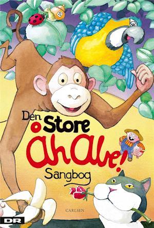 Den store Åh abe! sangbog af Sten Wijkman Kjærsgaard