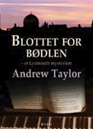 Bog, hæftet Blottet for bødlen af Andrew Taylor