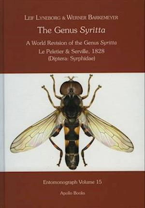 The Genus Syritta af Werner Barkemeyer, Leif Lyneborg