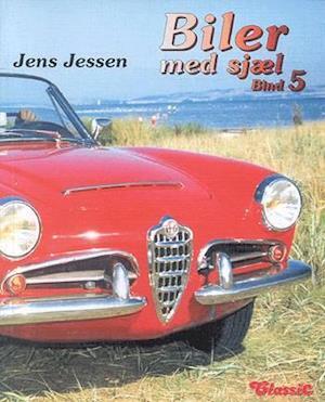 Biler med sjæl af Jens Jessen