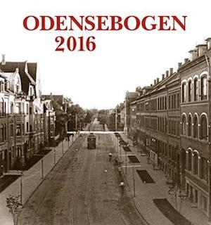 Bog, indbundet Odensebogen 2016 af Byhistorisk Udvalg