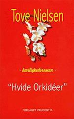 Hvide orkidéer