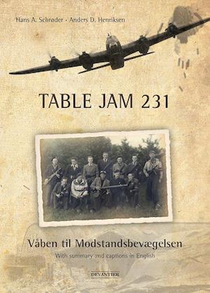 TABLE JAM 231 af Hans A Schrøder