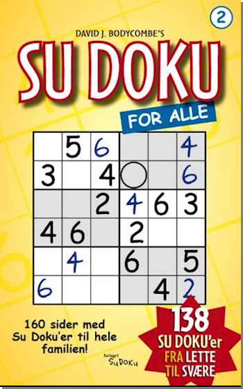 SU DOKU for alle 2