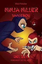 Ninja Niller - samlebog del 5 & 6 af Rune Fleischer