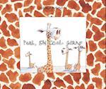 Poul, en cool giraf