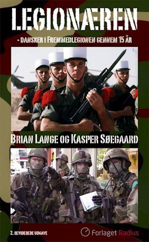 Legionæren af Brian Lange, Kasper Søegaard