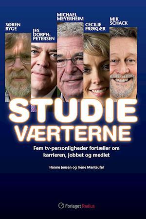 Studieværterne af Irene Manteufel, Hanne Jensen