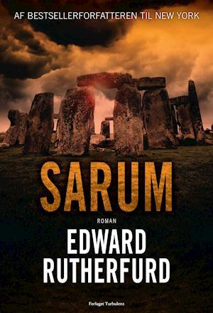 Bog, hæftet Sarum af Edward Rutherfurd