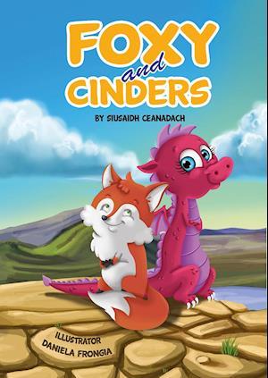 Bog, paperback Foxy and Cinders af Siusaidh Ceanardach