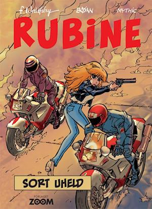 Rubine - sort uheld af Walthéry