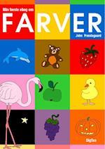 Min første e-bog om FARVER af John Præstegaard