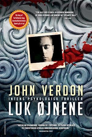 Luk øjnene af John Verdon