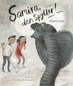 Samira, den spytter! (Samira og Zaki og alle de andre i 3 A)