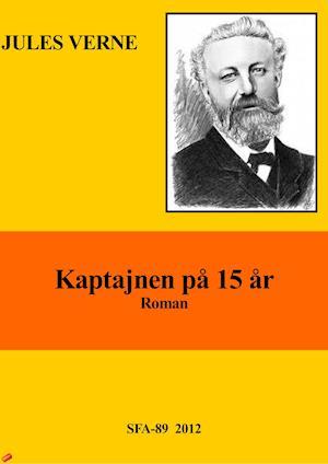 Kaptajnen på 15 år af Jules Verne