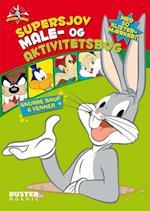 Looney Tunes: Supersjov male- og aktivitetsbog